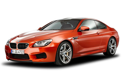 BMW M6 Coupe (2012-2015)