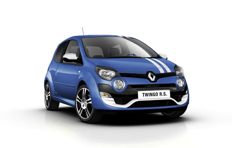 Renault Twingo RS facelift (2012-2014)