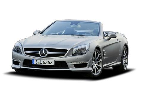 Mercedes-Benz SL 63 AMG (2012-2016)