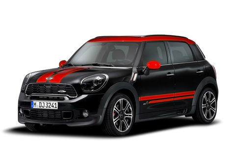 MINI Countryman JCW (2012-2014)