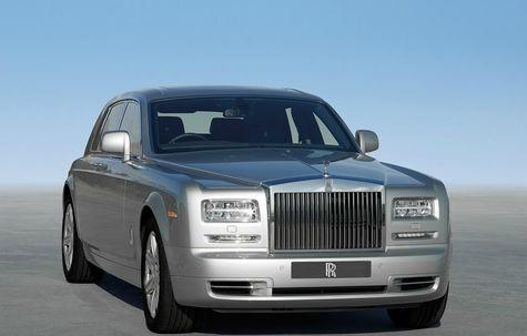 Rolls-Royce Phantom facelift