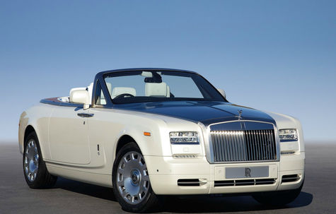 Rolls-Royce Phantom Drophead Coupe facelift