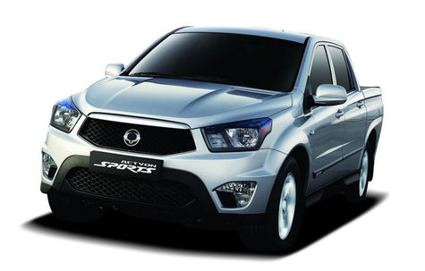 SsangYong Actyon Sports (2012-2016)