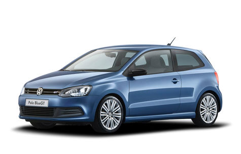 Volkswagen Polo BlueGT facelift