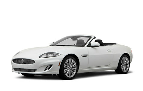 Jaguar XK Convertible facelift (2012-2015)