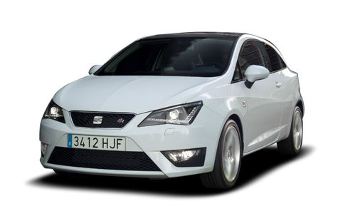 SEAT Ibiza SportCoupe (2012-2015)