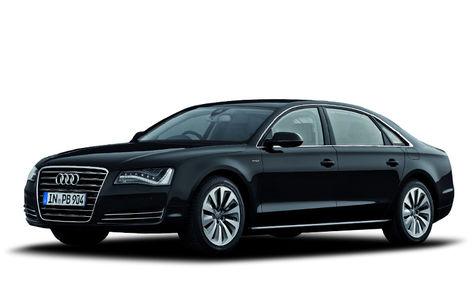 Audi A8 L Hybrid (2010-2014)