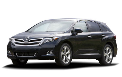 Toyota Venza facelift