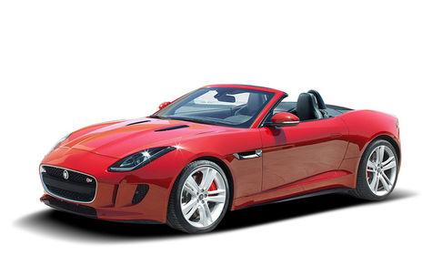 Jaguar F-Type (2013-prezent)