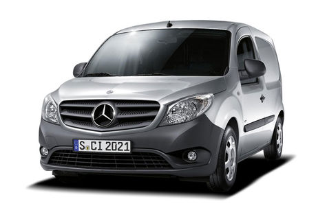 Mercedes-Benz Citan Furgon (2012-prezent)