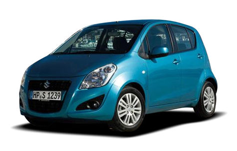Suzuki Splash facelift (2012-2014)