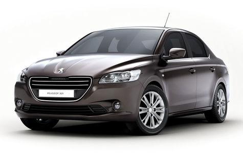 Peugeot 301 (2012-2017)