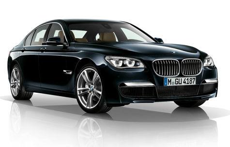 BMW Seria 7 facelift (2012-2015)