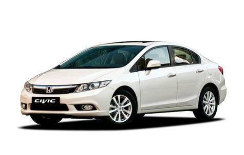 Honda Civic Sedan (2012-2017)