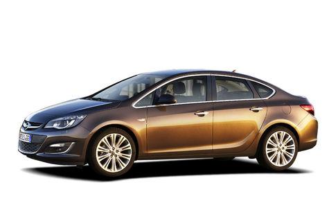 Opel Astra Sedan (2012-prezent)