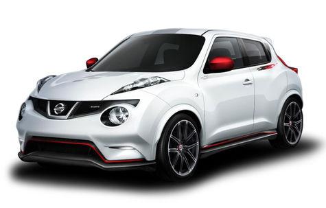 Nissan Juke Nismo (2013-2016)