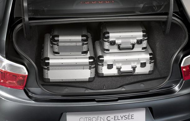 Citroen C-Elysée, în România de la 10.900 de euro - Poza 2