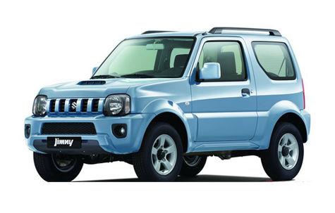 Suzuki Jimny facelift (2012-prezent)