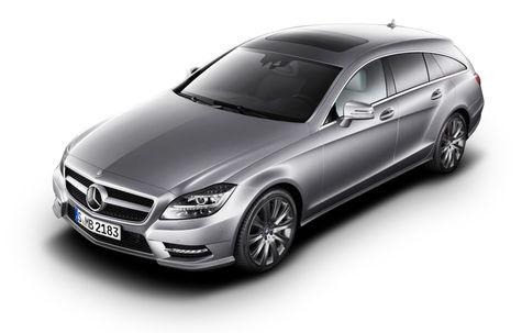 Mercedes-Benz CLS Shooting Brake (2012-2014)
