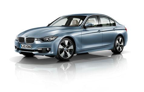 BMW ActiveHybrid 3 (2012-2015)