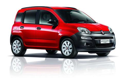 Fiat Panda Van (2012)