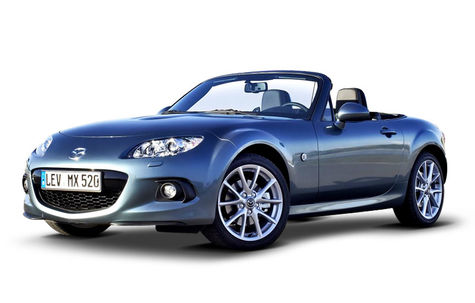 Mazda MX-5 facelift (2012-2014)