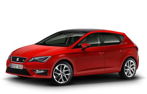 SEAT Leon (2013-2017)