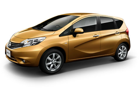 Nissan Note (Japonia)