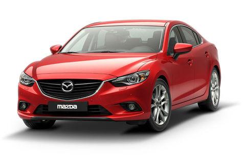 Mazda 6 (2012-2015)