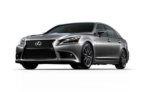 Lexus LS (2012-2016)
