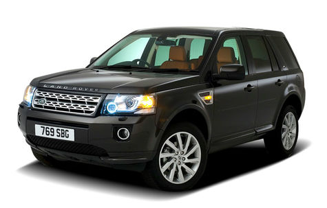 Land Rover Freelander 2 facelift (2012-2014)