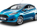 Poze Ford Fiesta facelift (2013-2017)