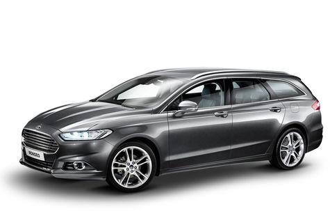 Ford Mondeo Wagon (2014-prezent)