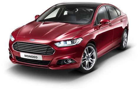 Ford Mondeo (2014-prezent)