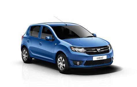 Dacia Sandero (2012-prezent)