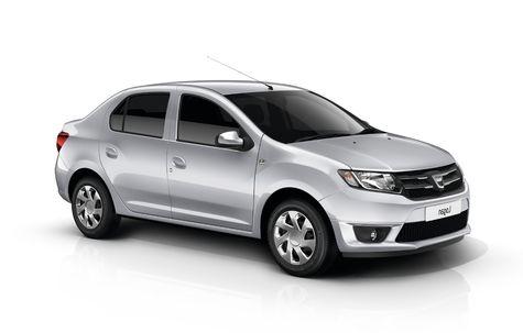 Dacia Logan (2012-2016)