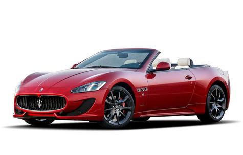 Maserati GranCabrio Sport facelift