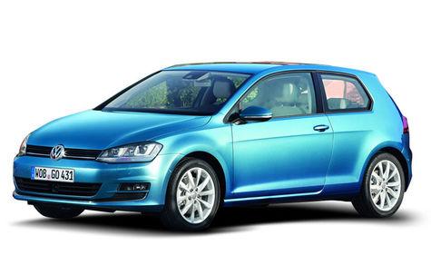 Volkswagen Golf 7 (3 usi) (2012-2014)
