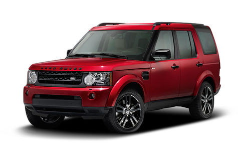 Land Rover Discovery 4 (2012-2014)