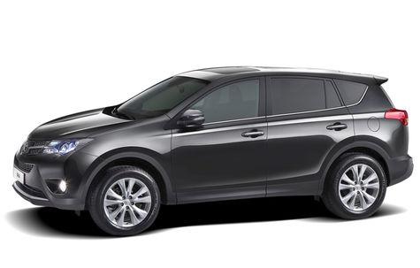 Toyota RAV4 (2013-2015)