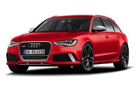 Audi RS6 Avant (2013-2014)