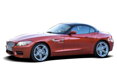 BMW Z4 Roadster facelift (2013-2017)