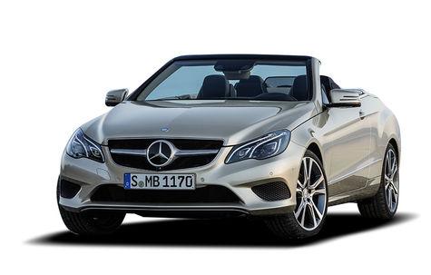 Mercedes-Benz Clasa E Cabriolet facelift (2013-2017)