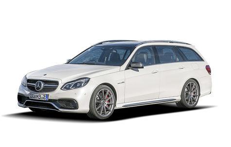 Mercedes-Benz E 63 AMG Estate facelift (2013-2016)