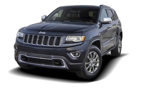 Jeep Grand Cherokee facelift (USA)
