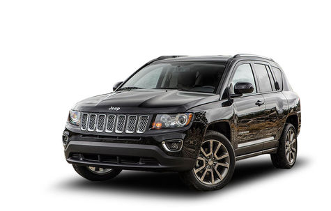 Jeep Compass facelift (USA)