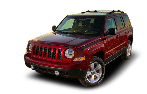 Jeep Patriot (2011) (USA)