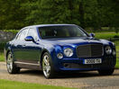Poza 3 Bentley Mulsanne facelift
