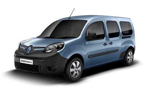 Renault Kangoo Maxi Z.E. facelift