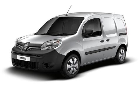 Renault Kangoo Express Maxi facelift (2013-prezent)